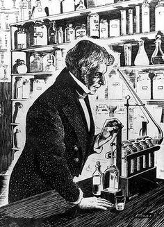 The 10 best: Michael Faraday