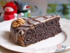 Makový sen s citronovou polevou Mango Recipes, Sweet Recipes, Cake Recipes, Dessert Recipes, Oreo Cupcakes, Sweet Desserts, Graham Crackers, No Bake Cake, Sweet Tooth