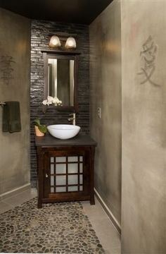 20 Ways To Design An Asian Style Bathroom Want A Bathroom Thatu0027s Inviting  And Serene, With Spa Like Luxury? Be Inspired By These Asian Style Spacesu2026 Part 79
