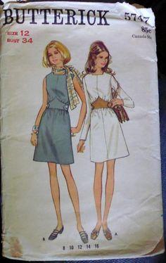 Schnittmuster kleid 40er