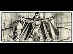 We created the trailer for JJ Abrams' #StarWars Storyboard book! The force is strong with this one...