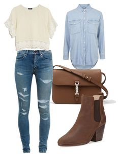 """""""Sans titre #87"""" by bethlafabuleuse on Polyvore"""
