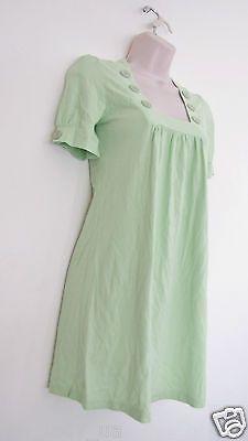 Nwt Emma & Sam LF Stores Knit Cotton Fashion Top Dress XS X-Small Celery Green | eBay