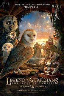 ver La Leyenda de los Guardianes (The Owls of Ga'hoole) 2010 online descargar HD gratis español latino subtitulada