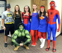 Superhero day at Pulaski High School reaches impressive school spirit height
