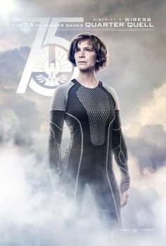Hunger Games : Catching Fire - Quarter Quell :: Wiress