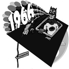 1966 Batman at 50