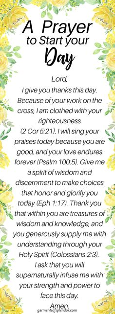 Prayer For Wisdom, Prayer For Today, Prayer Scriptures, Today's Prayer, Prayer To Jesus, Prayer Message, Bible Prayers, Prayer For Happiness, Church Prayers