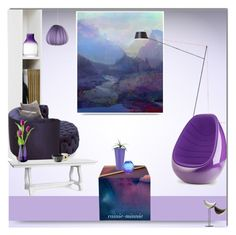 """Art print on the wall"" by rainie-minnie ❤ liked on Polyvore featuring interior, interiors, interior design, home, home decor, interior decorating, Karl Lagerfeld, Haute House, Bungalow 5 and B-Line"