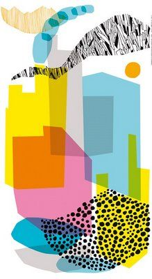 Marimekko Dadel by Maija Louekari Finland Textile Prints, Textile Patterns, Textile Design, Fabric Design, Print Patterns, Pattern Design, Lino Prints, Floral Patterns, Block Prints