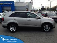 2014 Kia Sorento Review at Eagle Ridge GM in Coquitlam and Vancouver.  http://facebook.com/eagleridgegm http://twitter.com/eagleridgegm