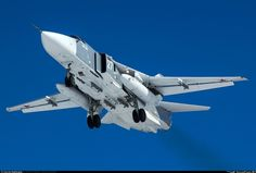 Russian Air Force - SU24