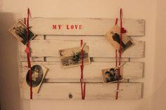 My Love Memoboard Shabby/Vintage Pinnwand Memo Boards, Shabby Vintage, Etsy, Craft Gifts, Shabby Cottage