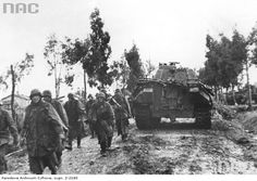 """PzKpfw V Ausf A """"Panther"""" at Nettuno - Anzio '44"""