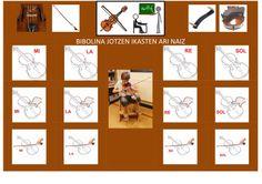 Ficha con fotos, notas y pictogramas de Arasaac.