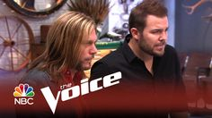 The Voice 2014 - Before the Battle: Craig Wayne Boyd and James David Car...