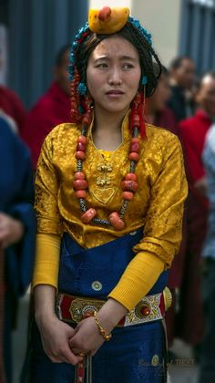 #tibetan#tibetanchupa#traditionaldress#chupa