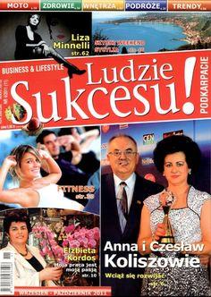 Ludzie Sukcesu - Business & Lifestyle magazyn podkarpacki, Nr 4(11) - Ankol