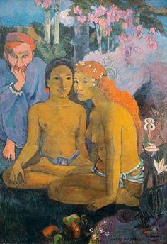 Paul Gauguin - Contes barbares, légendes exotiques