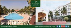 A vacation with Golden Palms Hotel & Spa will leave a fascinating story to share with your friends this summer. Visit www.goldenpalmshotel.com for details. #TuesdayTravelDiaries
