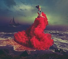 """""""Scarlet Song"""" by Miss Aniela"""