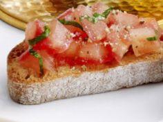Bruschetta met tomaat - Libelle Lekker!