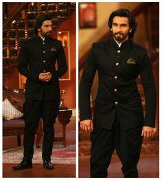 Soma Sengupta Indian Men- Spectacular Black