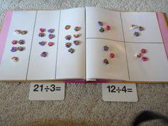 division mats