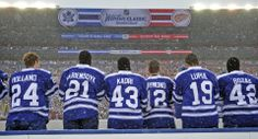 I am not a Leafs fan, but this is an awesome picture!