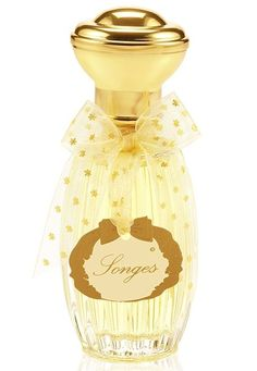 Songes Annick Goutal perfume - a fragrance for women 2005  http://www.fragrantica.com/perfume/Annick-Goutal/Songes-1609.html