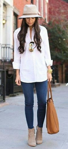28 The Best Jeans With Ankle Boots Ideas For Spring Outfits