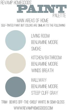 Revamp Homegoods: DIY HOME: The Mudroom & Breakfast Nook  - Awesome Project, great color palette, talented lady (Meg)