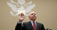 Listen As Members Of Congress Gasp When IRS Admits To Destroying Evidence