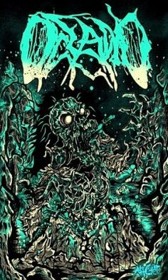 "Oceano. God, this band is so fucking good.  ""I'm ripping you open from mouth to rear."""