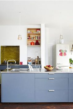 Interior design ideas: inside a design blogger's home – in pictures