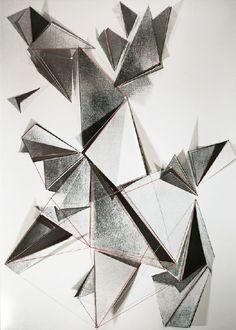 Christiane Feser,  Modell Konstrukt 55,  2011
