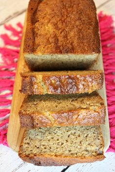 Greek Yogurt Banana Bread Recipe - RecipeGirl.com