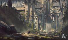 The Gates of Barovia - Dungeons & Dragons: Curse of Strahd