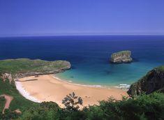Playa de Ballota   Portal oficial de turismo del Ayuntamiento de Llanes (Asturias, España)