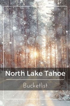 EVERYTHING you will want to do during your trip to North Lake Tahoe. Find all the fun activities, best eateries that North Lake Tahoe has to offer families. California Travel, California Lakes, California Mountains, Visit California, California Quotes, California Burrito, Truckee California, Ontario California, South California