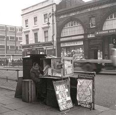Edgware Road 1957