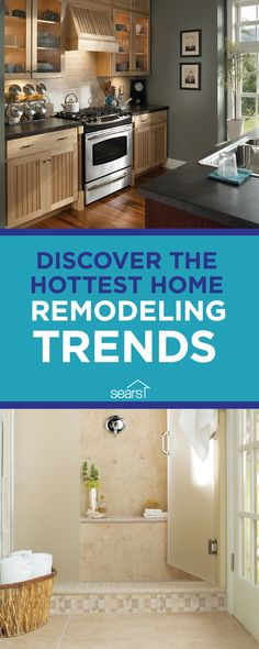 Whether Youu0027re Renovating Your Kitchen Or Redesigning The Bathroom, We  Reveal Whatu0027s Trending In Home Decor And Design. To Sum Up A Common Theme  Of The ...