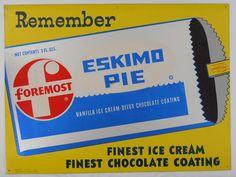 Foremost Eskimo Pie