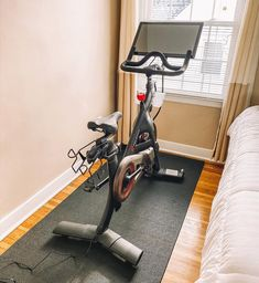 """For the by and I wrote """"I workout daily on my peloton"""" in my goal section of ... #gettoahealthierplace #fitnessbody... Indoor Cycling Bike, Road Cycling, Cycling Bikes, Physical Fitness Program, Spinning Workout, Areas Of Life, Spin Class, Classroom Environment"""