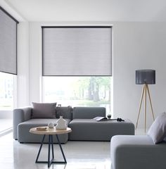 5 Creative Tips: Roller Blinds At Home outdoor blinds tips.Rolling Blinds For Windows outdoor blinds architecture. Living Room Blinds, Bedroom Blinds, Window Treatments Living Room, House Blinds, Living Room Windows, Modern Window Treatments, Blinds And Curtains Living Room, Patio Blinds, Outdoor Blinds