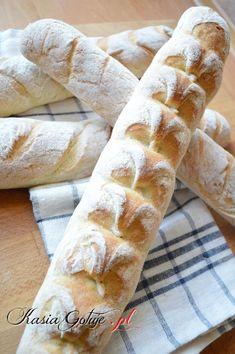Bread Machine Recipes, Bread Recipes, Cooking Recipes, Pizza Snacks, Braided Bread, Polish Recipes, Bread Rolls, Daily Bread, Bread Baking