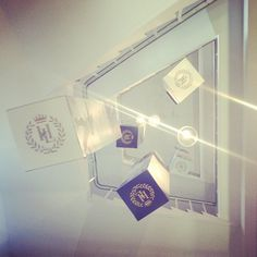 The new stairwell installation at our London Showroom!