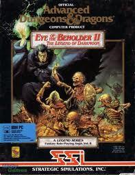 Eye of the Beholder 2 - The Legend of Darkmoon