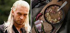 ЗАЛИВАЙ-КА! Готовим блюдо из «Ведьмака» Анджея Сапковского