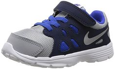 aae9926d534 Nike Boys Revolution 2 Athletic Shoes (2 M US Toddler) Nike https